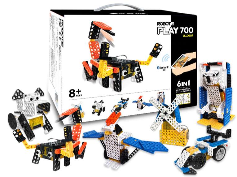 đồ chơi robot sáng tạo