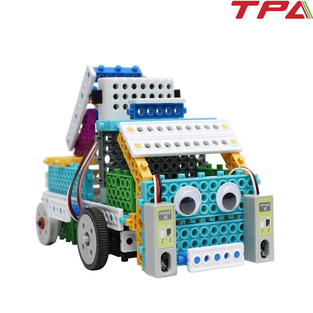 robot sáng tạo
